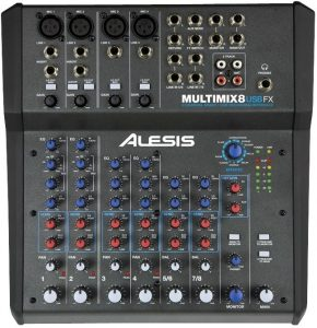 alesis_multimix8usbfx - Product Image