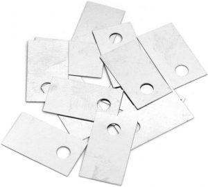 Bridge Saddle Shims - Product Image