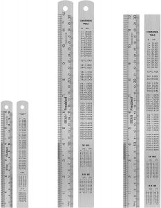 Precision ruler - Product Image