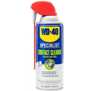 WD-40 Contact cleaner spray - Product image