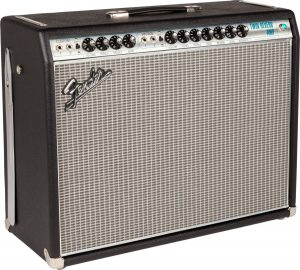 Fender '68 Twin Custom Reverb -  Product Image