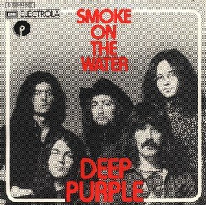 Smoke on the water album art